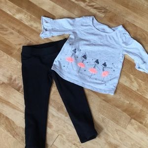 Cute toddler outfit